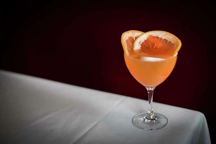 Strait Paloma, made with Codigo 1530 tequila, is  served at Perry's.
