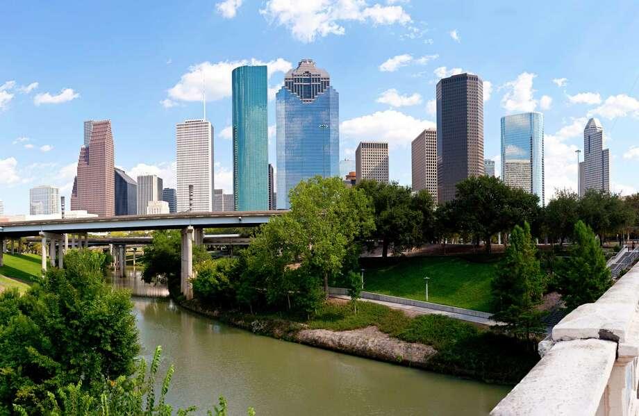 Houston Skyline - Buffalo Bayou Bridge Photo: James Pharaon / iStockphoto