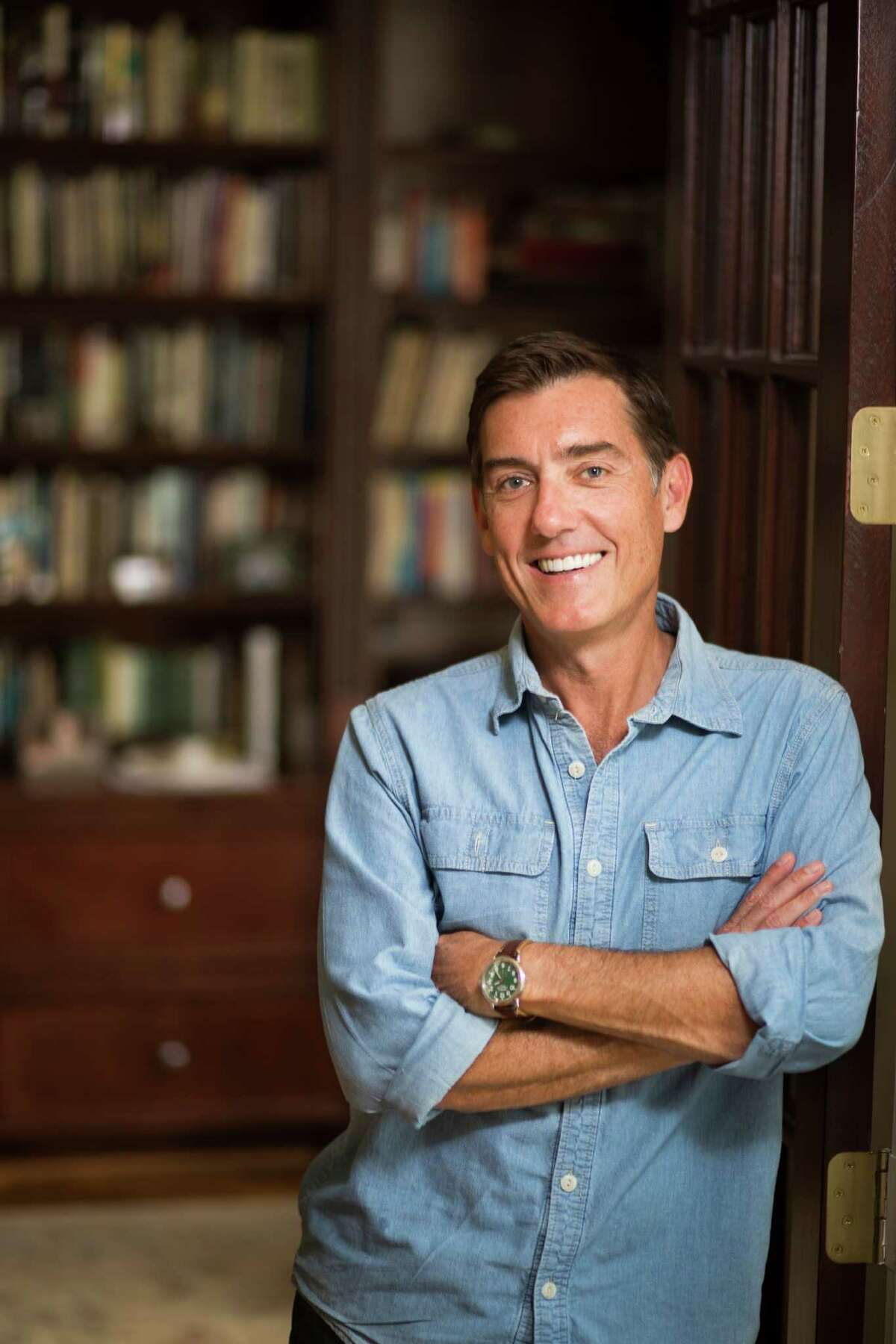 Justin Cronin, a bestselling author who lives in Bellaire, has seen his career explode with the publication of his series of vampire thrillers. Cronin is a former professor of English at Rice University.