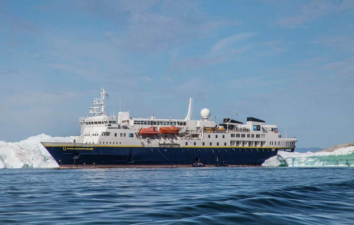 Lindblad Expeditions' National Geographic Explorer