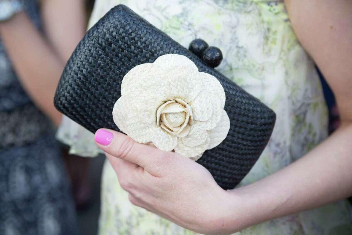 Isabel David's Chanel miniaudiere