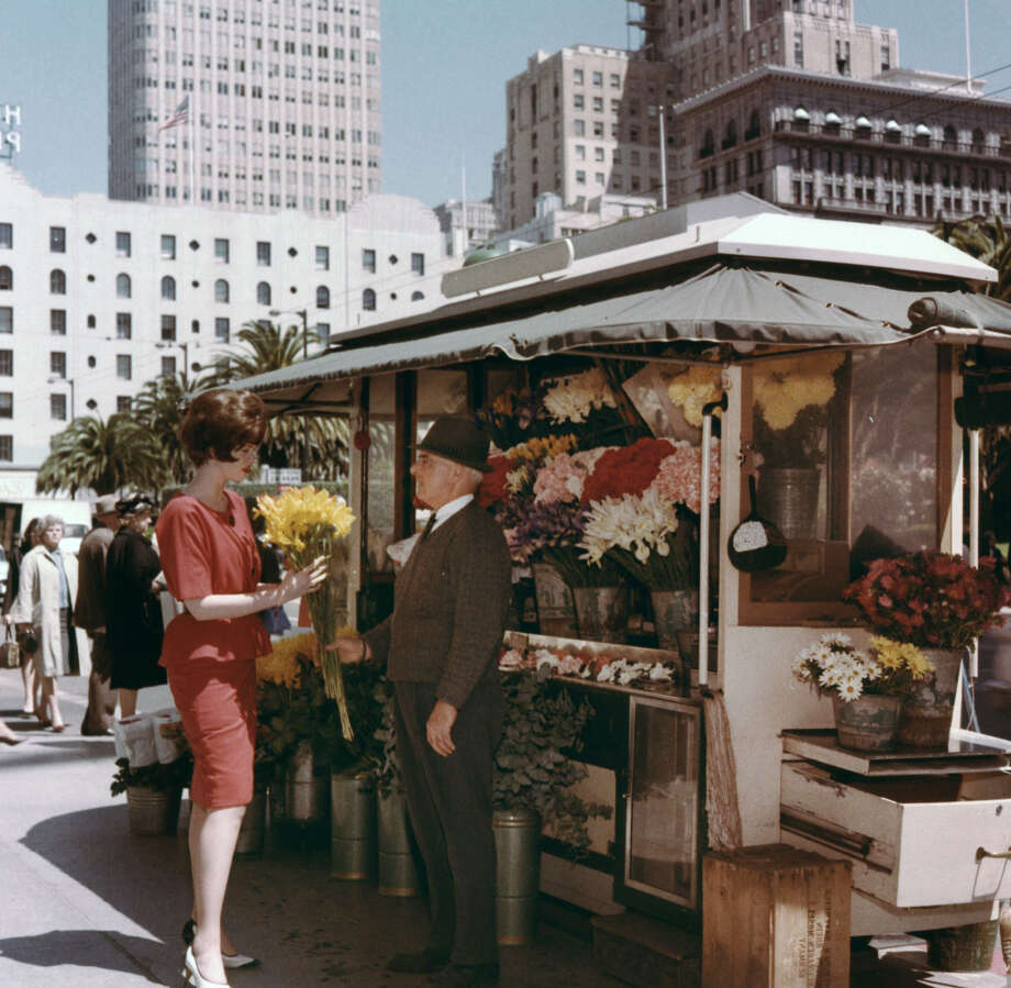 Colorful photos capture mid-century life in San Francisco