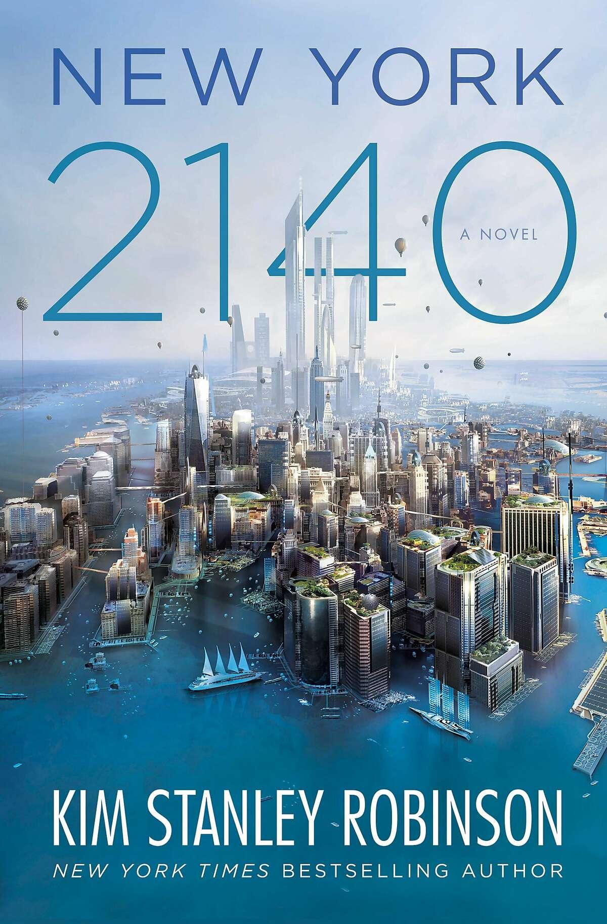 """New York 2140"""