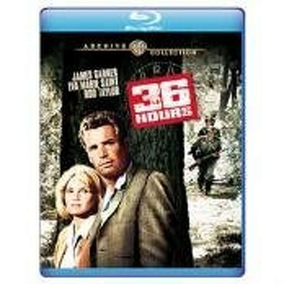 """Dvd cover: """"36 Hours"""" Photo: Warner Archive"""
