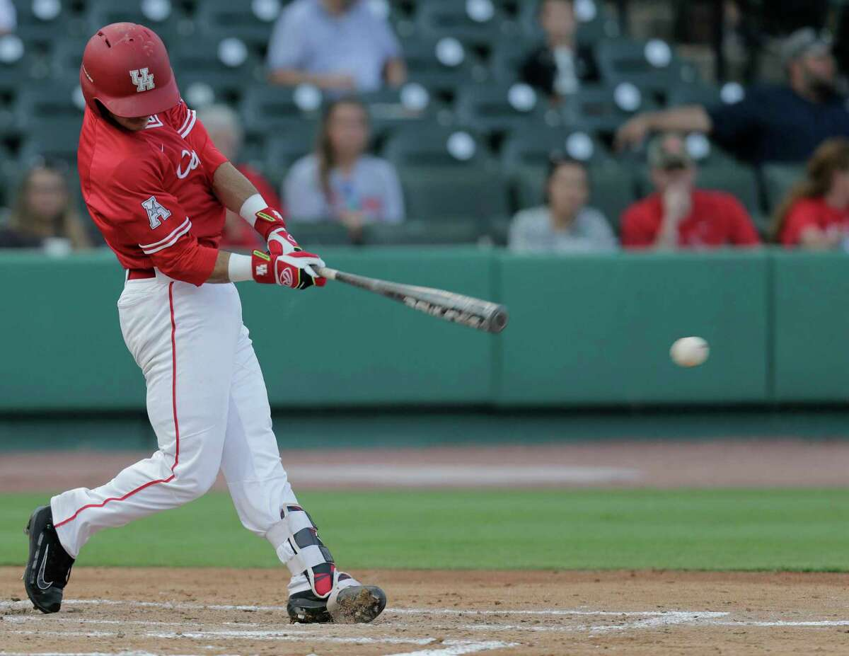 Photos of Houston and Rice University baseball game at Constellation Field on Tuesday, May 9, 2017, in Sugar Land.
