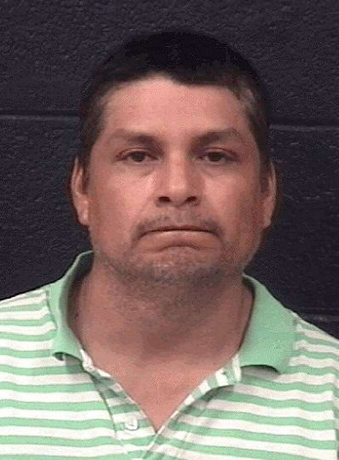 Juan Ramon Meza is pictured. Keep clicking through the gallery to see more photos of Mami Chulas, as well as a list of crimes that most often occur in Texas prisons. Photo: Laredo Police Department