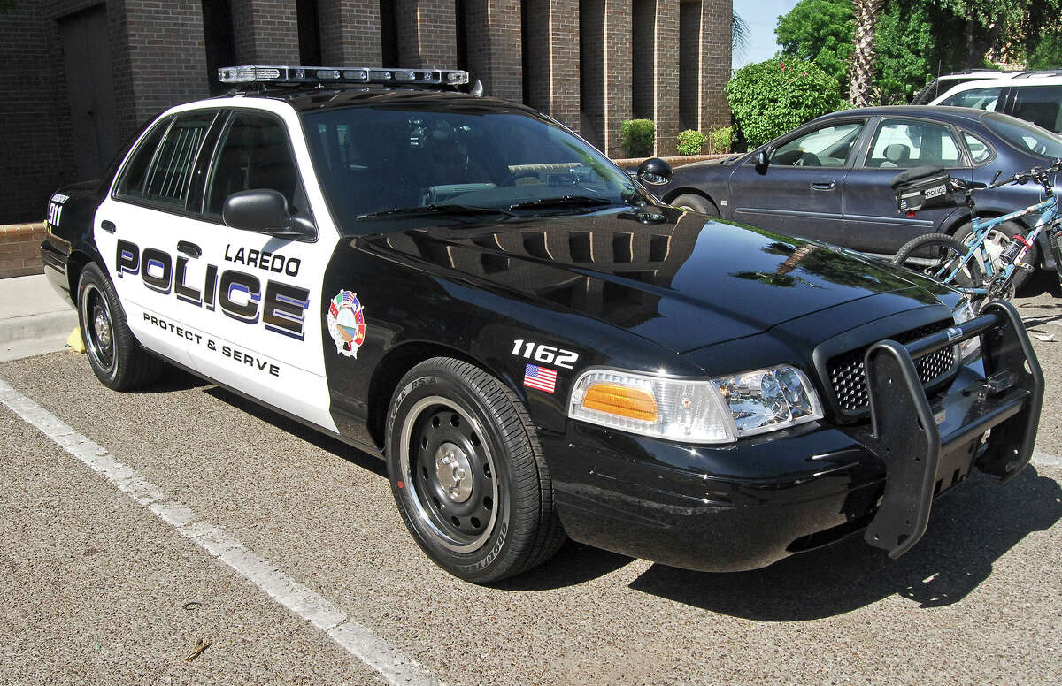 Laredo Police Departmetn showcased their new patrol unit before a City Council Meeting at the City Hall parking lot. The police interceptor is equipped with the latest in technology such as LED emergency lights, Motorola MW 810 mobile computer terminal, GPS, and a pulsating whelen sonic siren system.