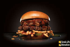 The Baby Back Rib Thickburger
