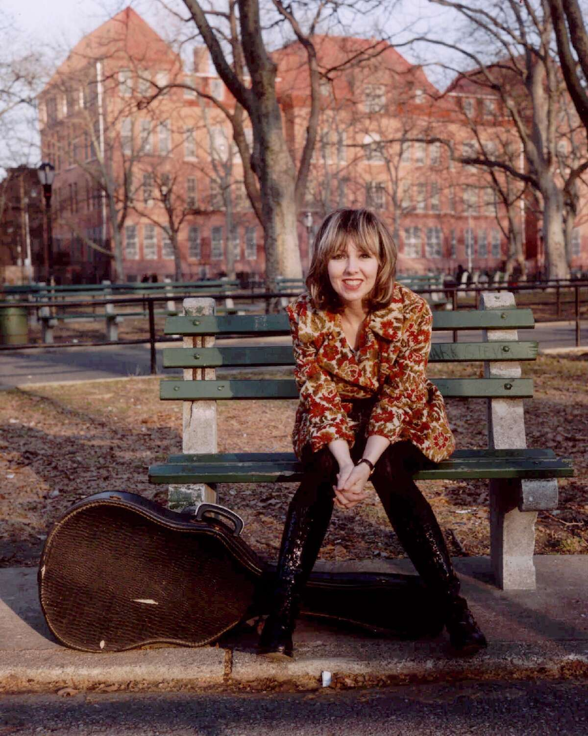 A Pittsburgh native, musician Amy Rigby moved to New York in the mid-'70s to attend Parsons School of Design. She soon found herself drawn to the city's music scene.