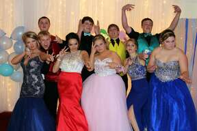 Ubly High School held its 2017 prom Friday at Ubly Heights Golf & Country Club.
