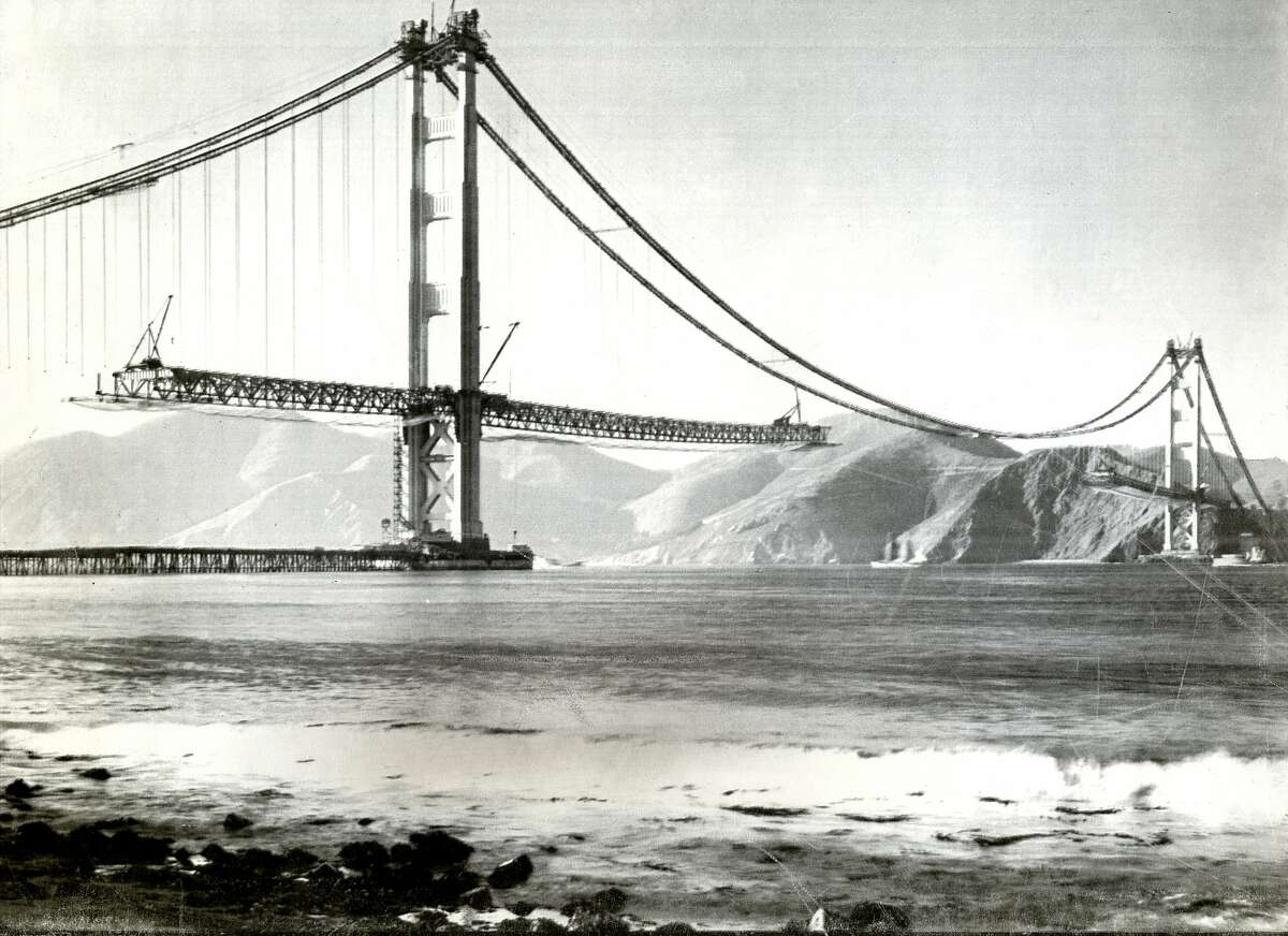 During construction of the Golden Gate Bridge, there was a group of workers called the Halfway to Hell Club. Who were they?