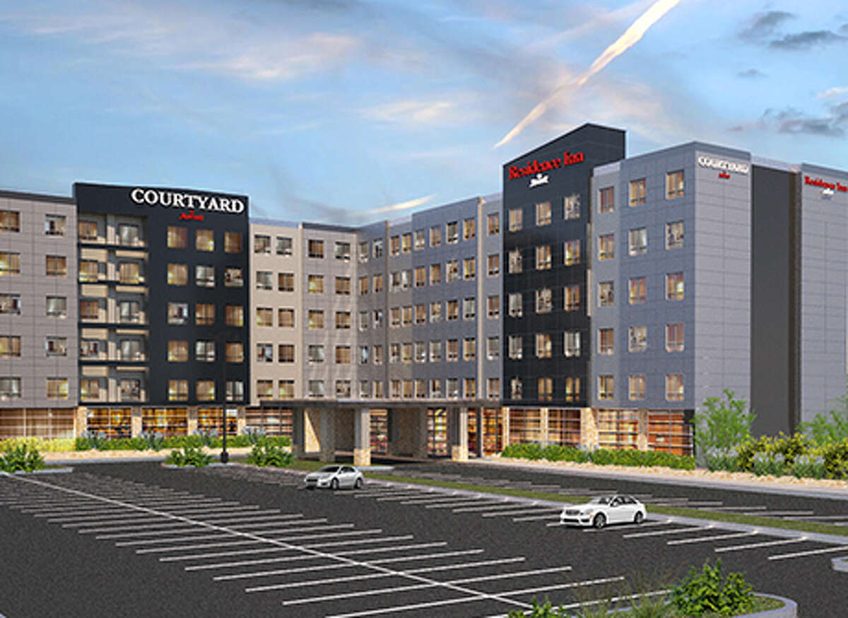 DelMonte Hotel Group will operate two Marriott brands - a Courtyard and Residence Inn - at 227 Wolf Road in Colonie.