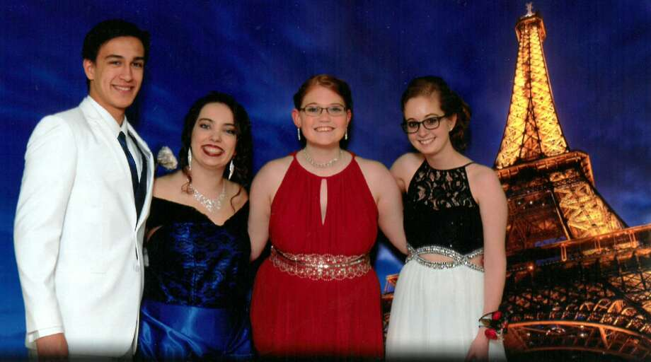 Unionville-Sebewaing Area High School recently held its 2017 Prom. Photo: Submitted Photo
