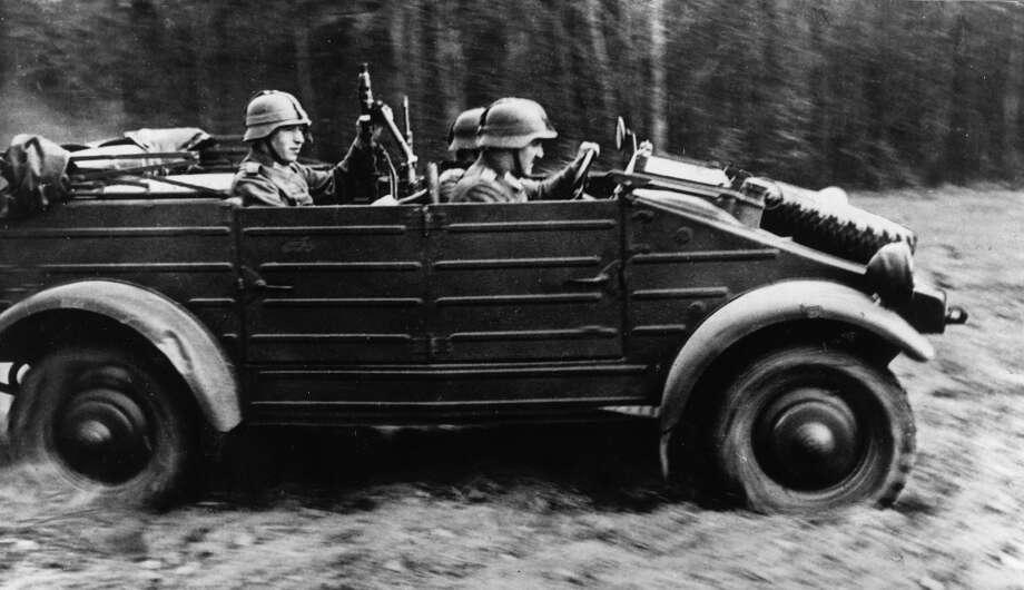 Volkswagen KübelwagenYears active: 1940 - 1945 Photo: Ullstein Bild, Ullstein Bild Via Getty Images