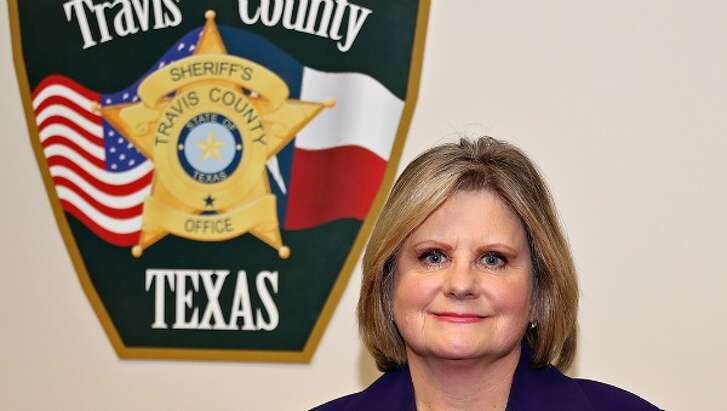 Travis County Sheriff Sally Hernandez wrote that sanctuary-labeled cities have less crime than other cities. We found this claim Half True (Austin American-Statesman photo).
