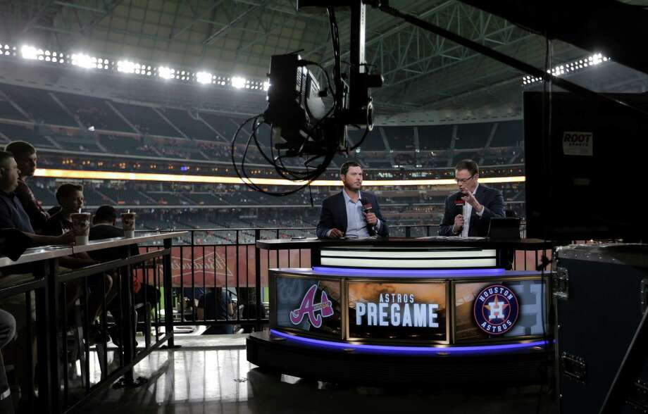 Root Sports' Astros ratings have grown 13.8 percent this season. Photo: Elizabeth Conley, Houston Chronicle / © 2017 Houston Chronicle