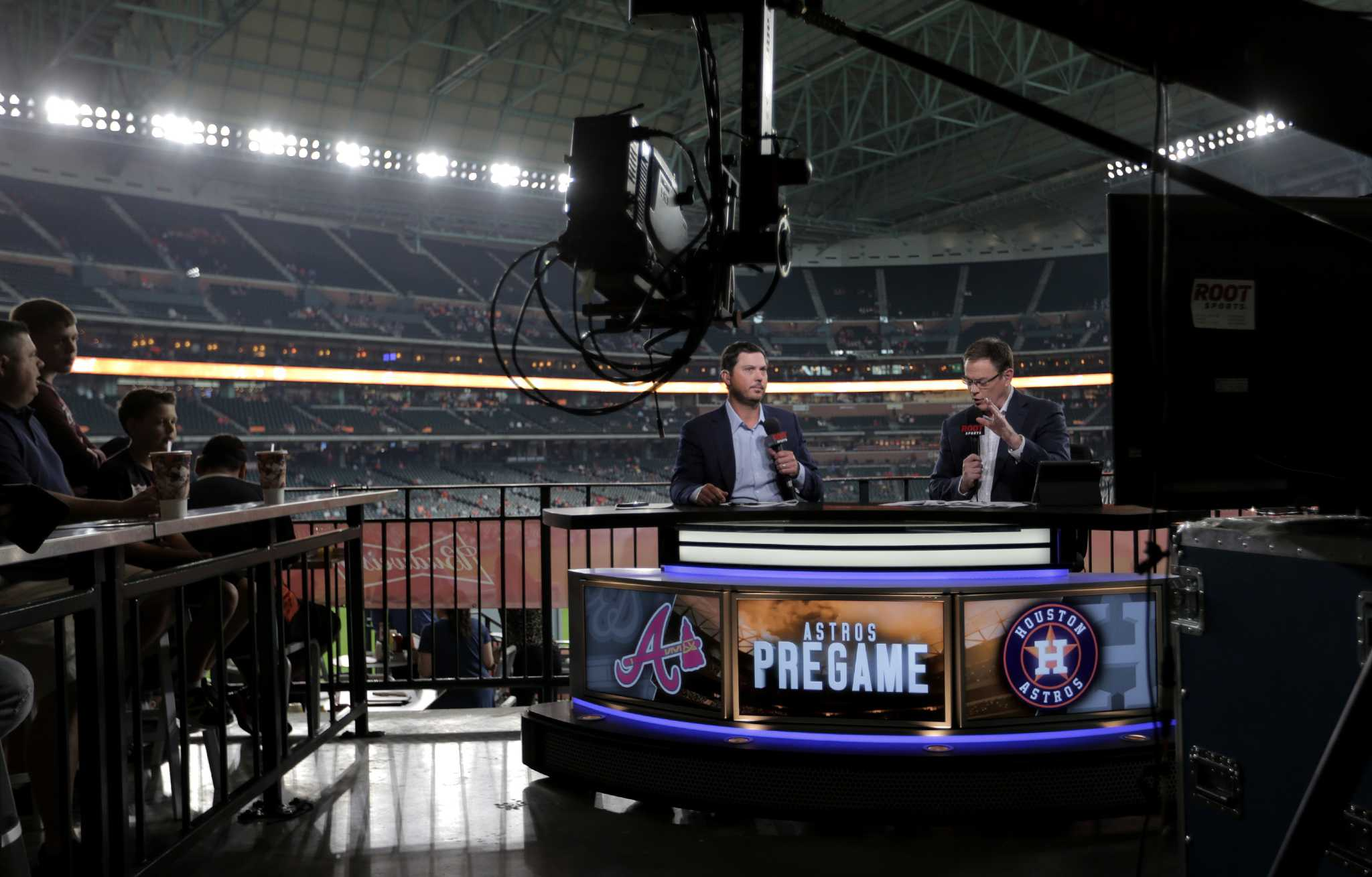 On TV/Radio: New AT&T SportsNet deal could help Astros