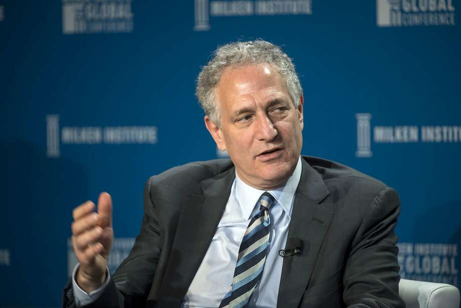 A spokesperson for Dan Doctoroff, chief executive officer of Alphabet's Sidewalk Labs LLC, says he is not associated with the Saudi project. Photo: David Paul Morris, Bloomberg