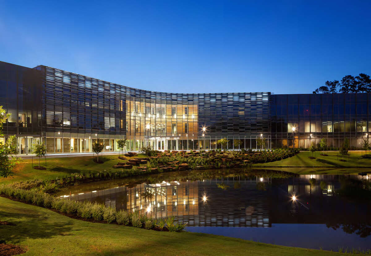 Wildwood Corporate Centre I at 460 Wildwood Forest Drive in Spring is part of a two building, 327,000-square-foot project developed by Archway Properties.