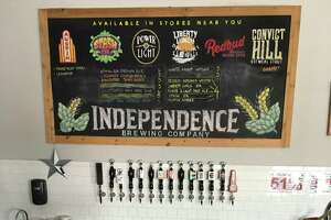 Amy Cartwright opened Independence Brewing Co. with husband, Rob, in Austin in 2004.
