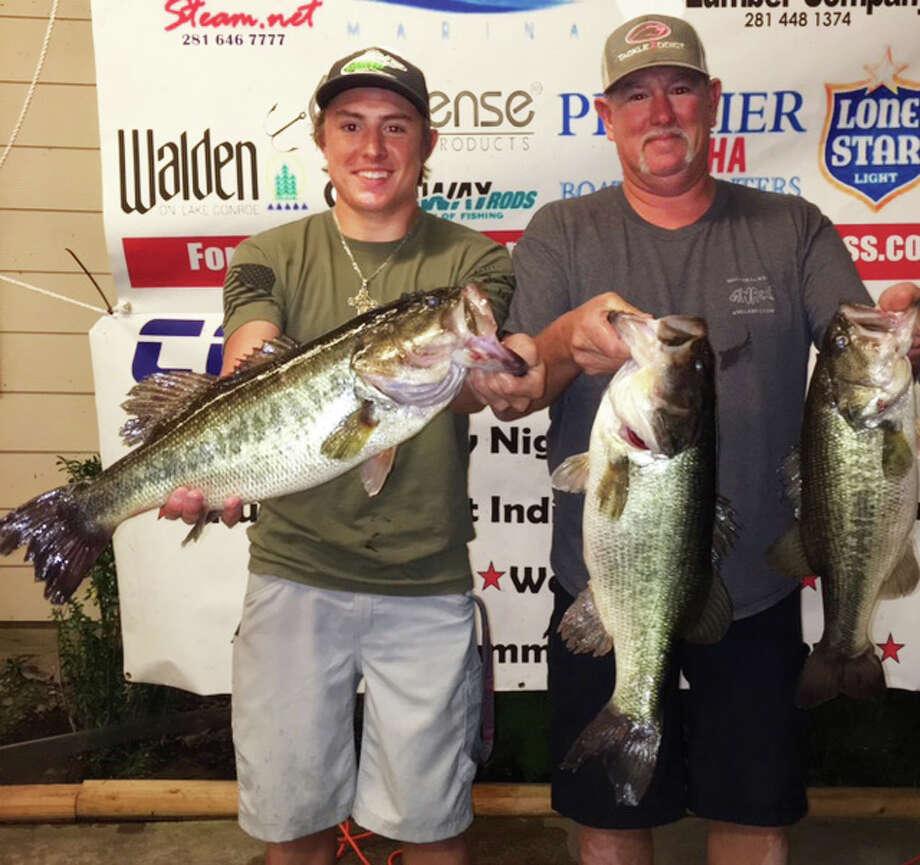 Fishing tournament results laredo morning times for Online fishing tournament