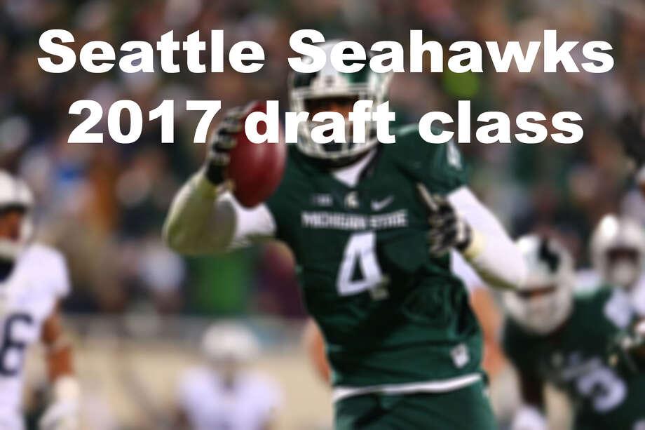 Breaking down the Seahawks' 2017 draft class. Photo: Malik Mcdowell