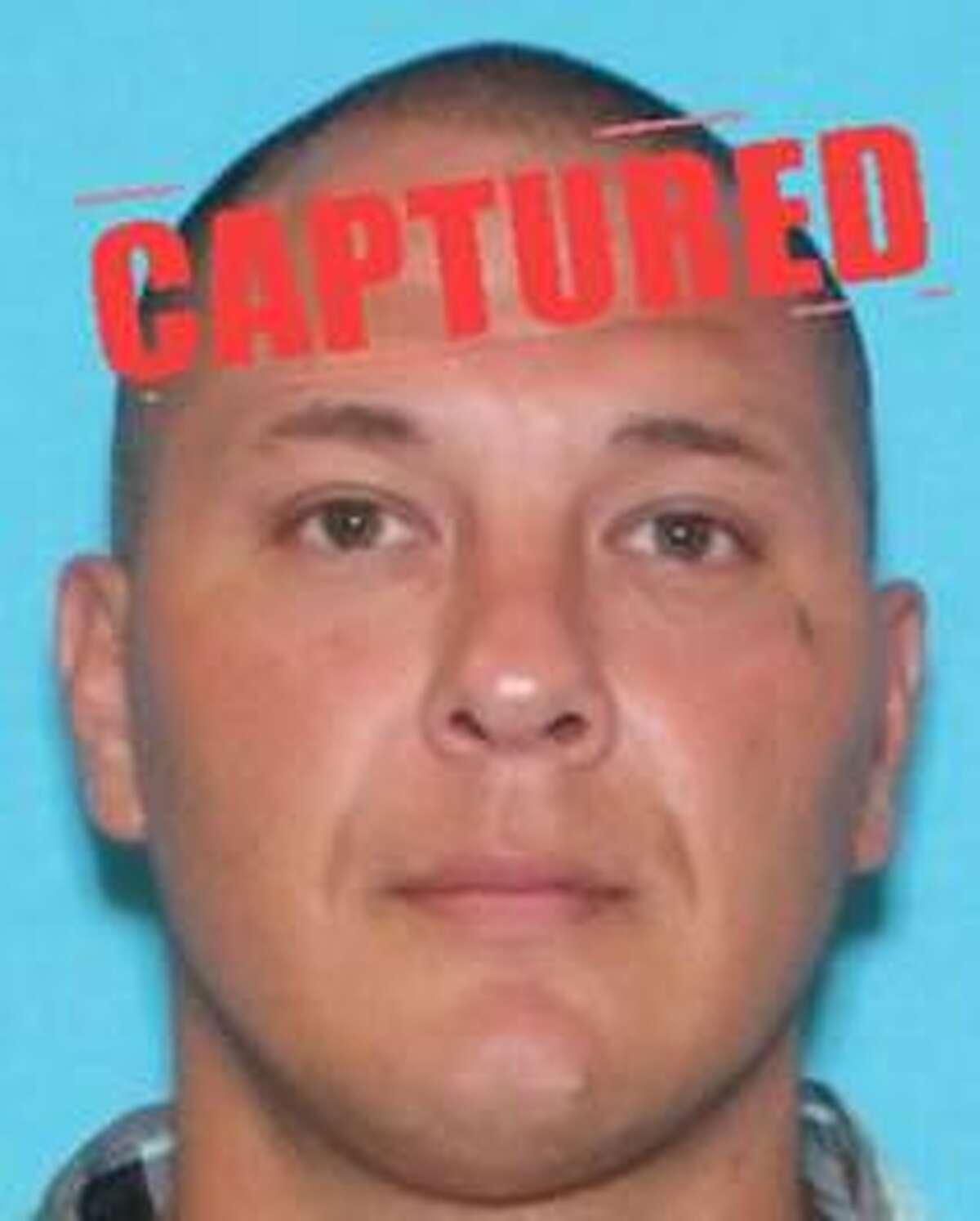 David Lee Gonzales was taken into custody Tuesday for a parole violation.