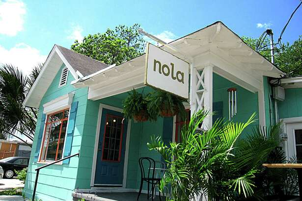 NOLA Brunch & Beignets serves brunch five days a week from a cottage on Kings Court in San Antonio, and is in the process of acquiring a beer and wine permit.