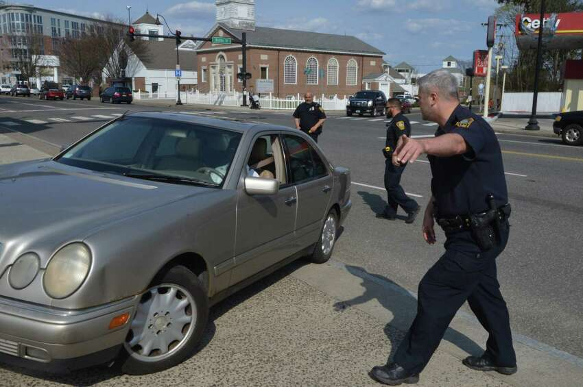 Click through the gallery for a look at traffic stop statistics in Norwalk, Trumbull and New Milford.