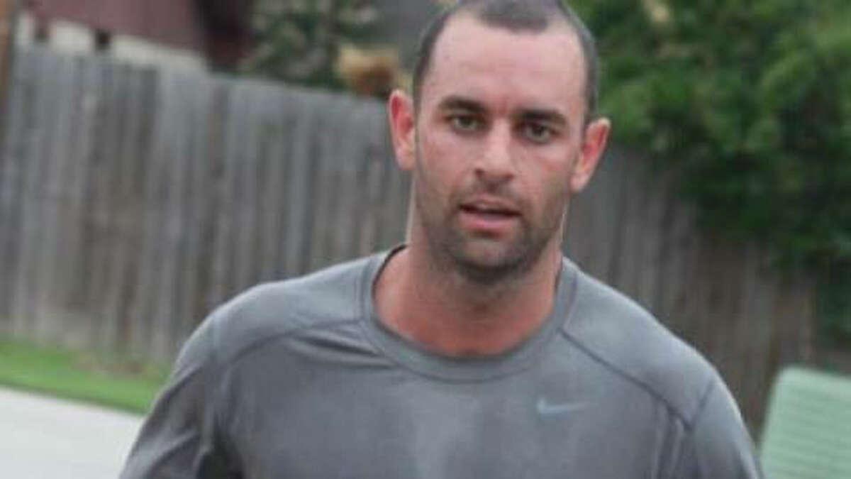 Atascocita athletic trainer Colby Harris.