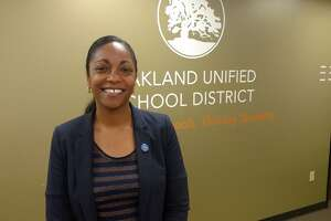 Kyla Johnson-Trammell was selected to be the new superintendent of Oakland public schools.