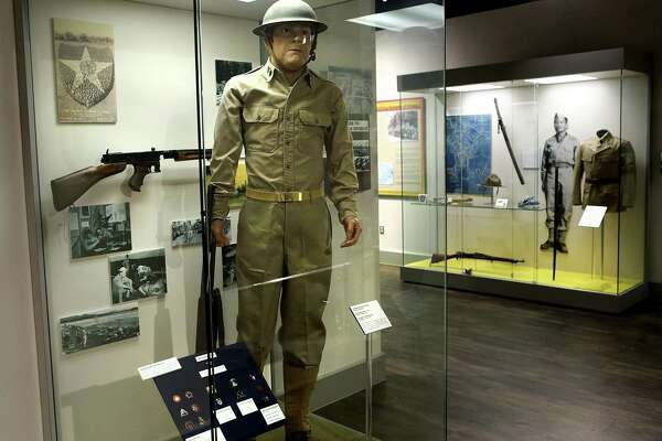 Evolution of Army uniforms woven into San Antonio history