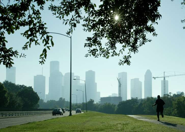 The eight-county Houston region has reduced smog over the past two decades while growing its population and economy. Still, there is more work to do. The Houston region remains in violation of the ozone standards, meaning millions of people breathe unhealthy air.