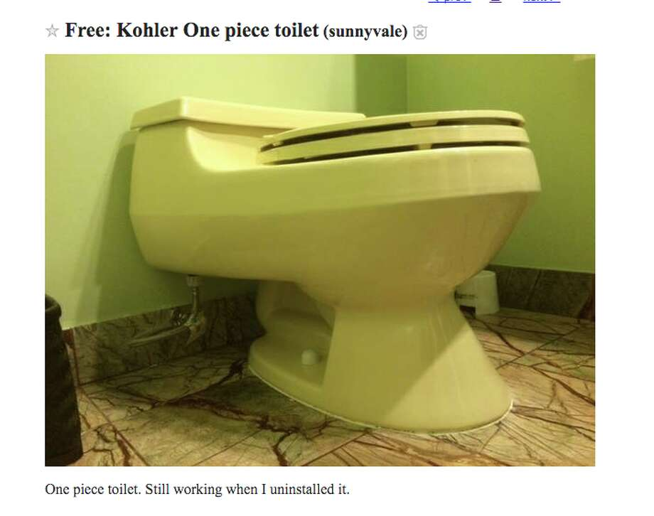 Free stuff you'd only find on Bay Area Craigslist - SFGate