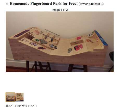 Free Stuff You D Only Find On Bay Area Craigslist Sfgate