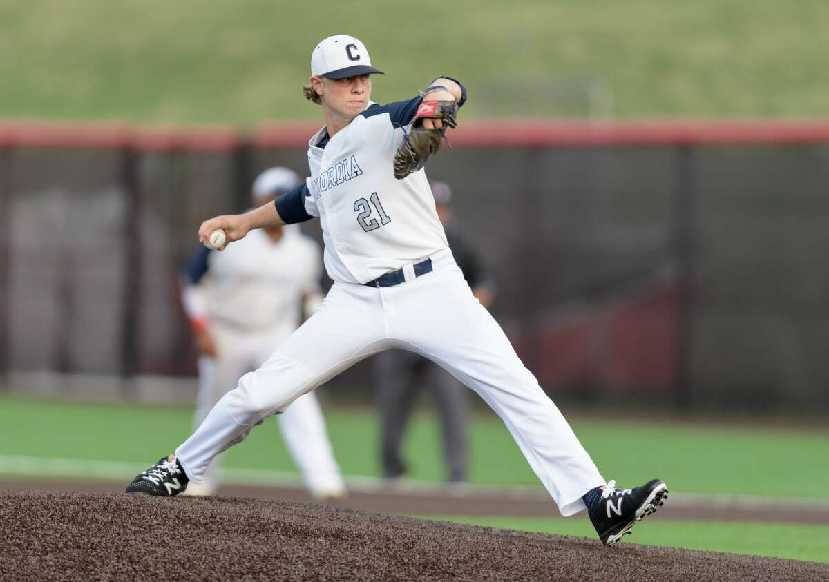 HOUSTON AREA'S TOP HIGH SCHOOL BASEBALL RECRUITS Shane Baz, RHP, Concordia Lutheran Signed with TCU