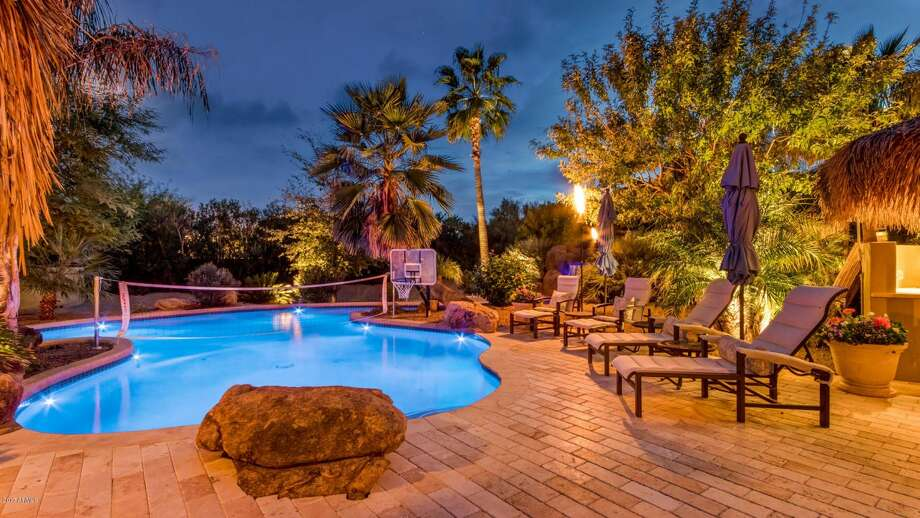 Does This Arizona Mansion Feature The Largest Lazy River