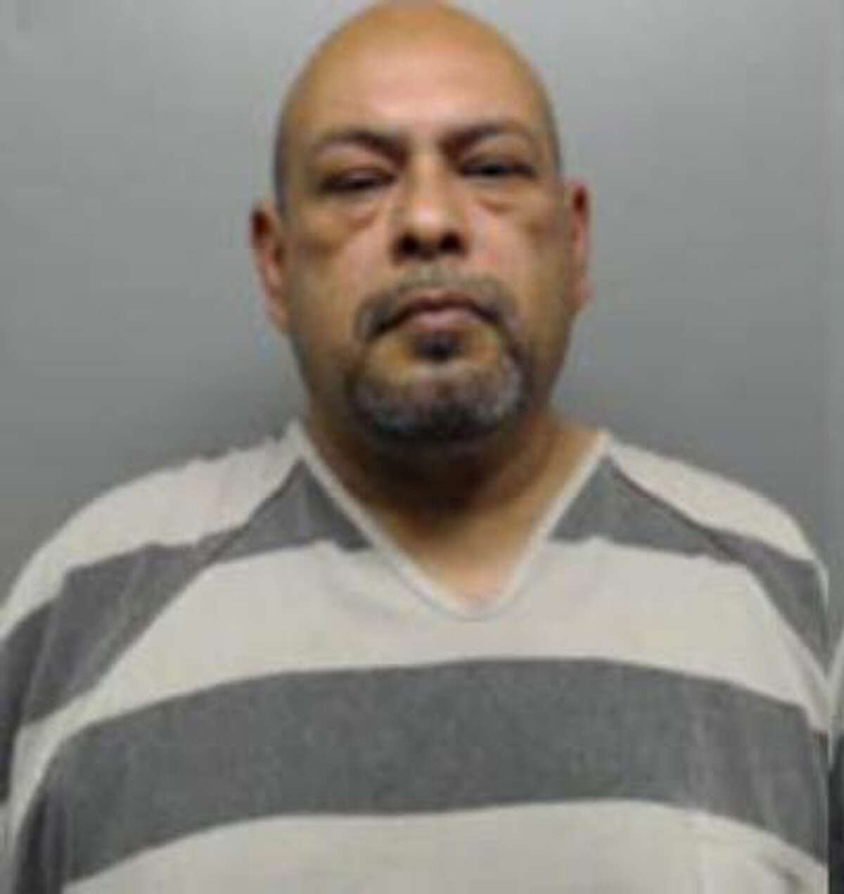 Lt. Fernando Garcia is pictured. Keep clicking through the gallery to see mugshots from Webb County's Operation GOTCHA, as well as photos of police officers in trouble with the law.