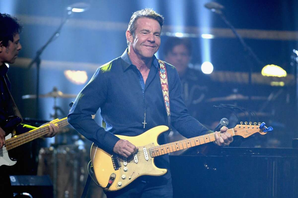 PHOTOS: Famous people that came from Houston Dennis Quaid might be a bonafide Hollywood star traveling the world making movies and playing in a band, but part of his heart still resides in Bellaire. Click through to see the other celebs that hail from the Bayou City...