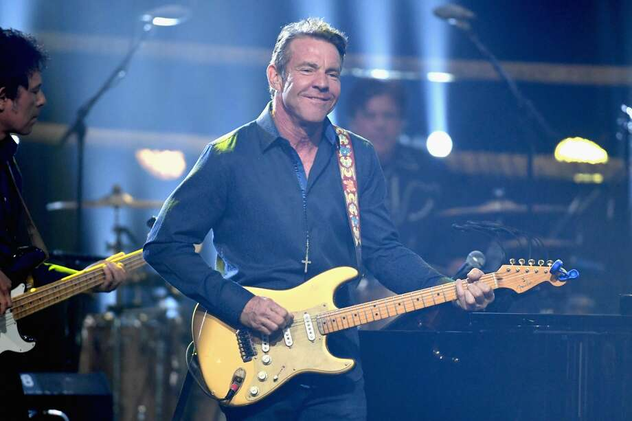 PHOTOS: Famous people that came from HoustonDennis Quaid might be a bonafide Hollywood star traveling the world making movies and playing in a band, but part of his heart still resides in Bellaire.Click through to see the other celebs that hail from the Bayou City... Photo: Ethan Miller/Getty Images For Celebrity Fight Night