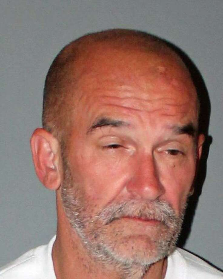 Robert Keith Abel, 54, faces charges in relation to an alleged robbery of a pharmacy and bank in Stratford. Photo: Contributed Photo / Stratford Police Dept. / Contributed Photo / Connecticut Post