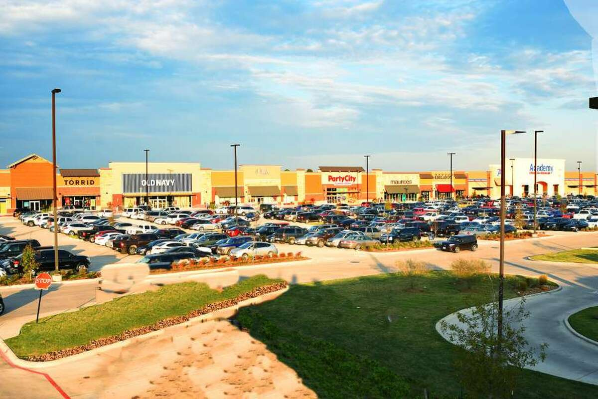 The new Fairfield Town Center continues to develop, located at 28644 U.S. 290, near the Bridgeland mater-planned community.