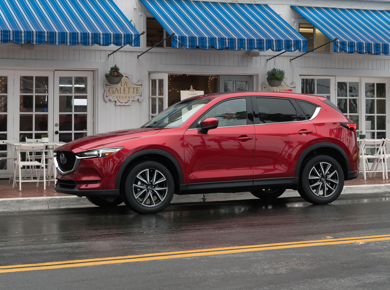 Mazda's CX-5 ride-and-drive tour comes to Houston