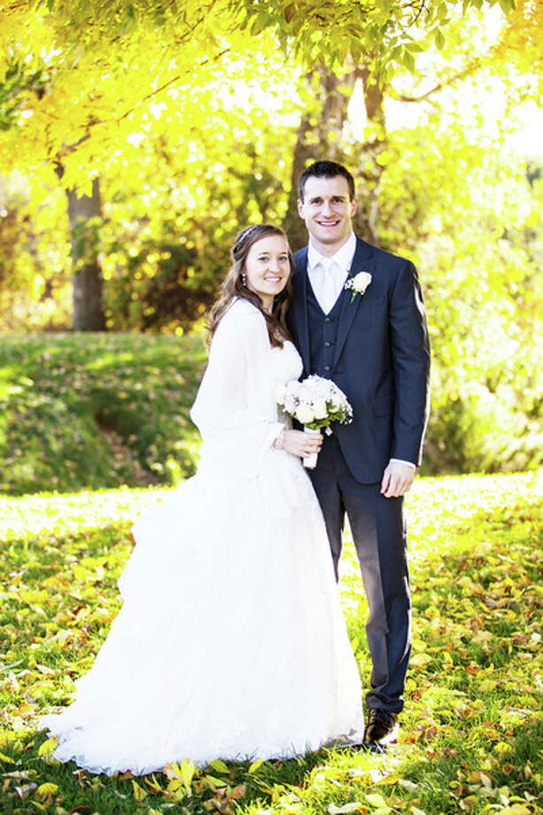Megan (McLaren) and Jeremy VanEver