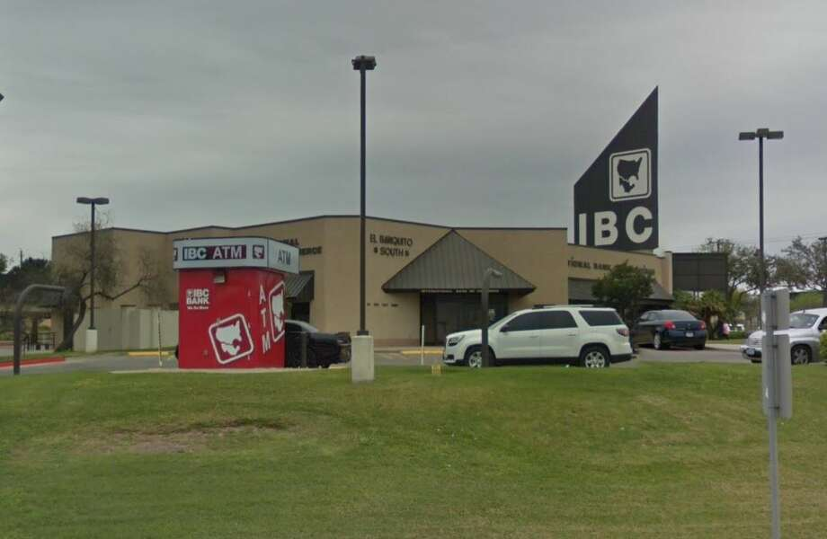 The International Bank of Commerce at 2415 S. Zapata Highway is pictured. Click through the gallery to get a rundown of all the bank and credit union robberies that have occurred in San Antonio this year. Photo: Google Maps/Street View