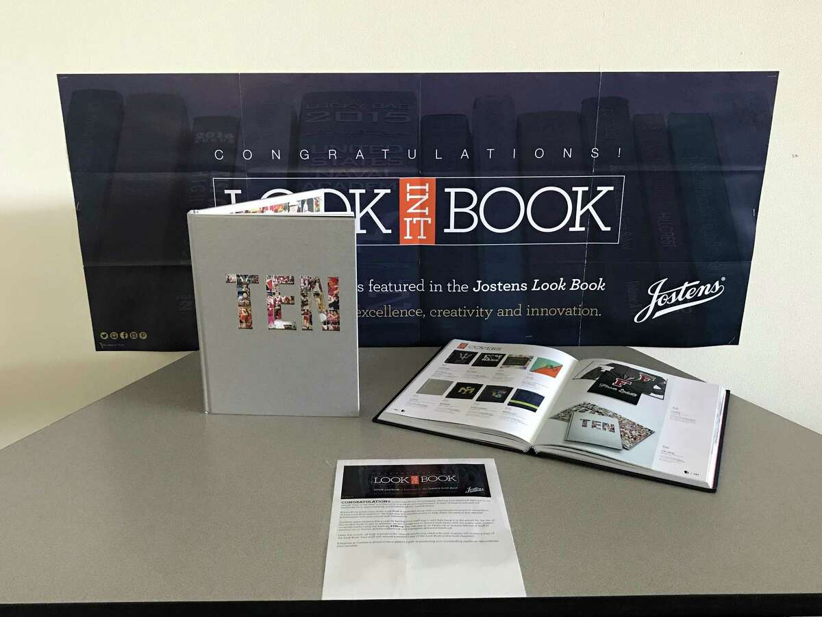 Atascocita High School Yearbook Program receives national recognition by Jonstens and named one of the top yearbook designs in the country.