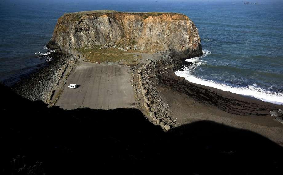 File photo of Goat Rock Beach, along the Sonoma County coastline near Jenner, Calif. Photo: Michael Macor, The Chronicle