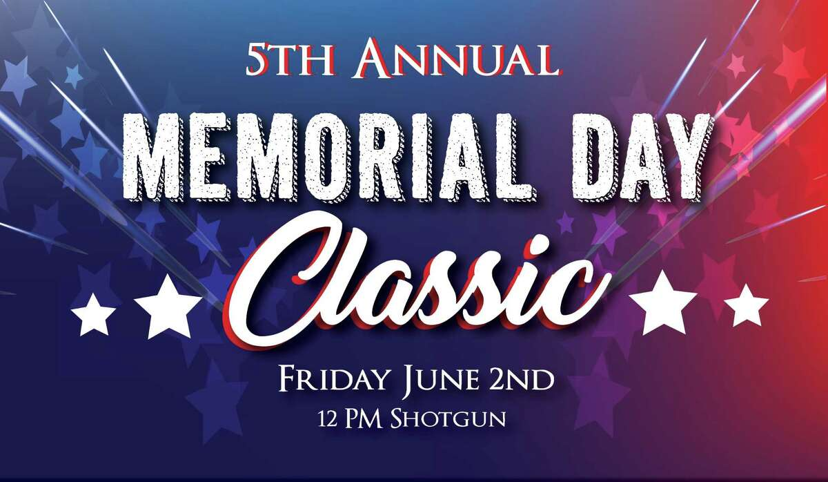 5th Annual Memorial Day Class tournament set for Friday, June 2.