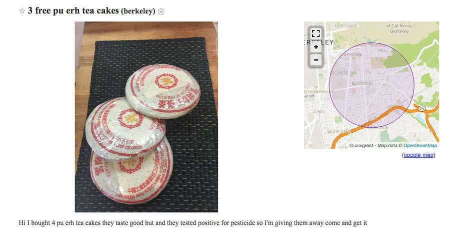 Free stuff you'll only see on SF Craigslist - SFGate