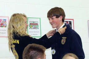 The Ubly FFA recently held its 80th banquet.